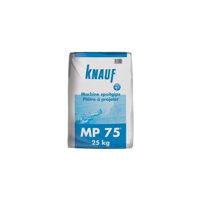 Plâtre Knauf MP 75, (sac...